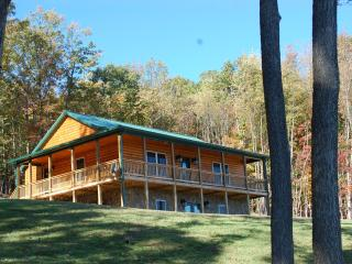 Black Bear Lodge:  Stunning Mountain Views! - Luray vacation rentals