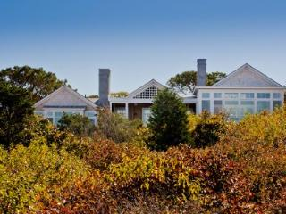 MODERN BEACH HOUSE WITH SWEEPING NORTH SHORE WATER VIEWS - WT PARM-39 - West Tisbury vacation rentals