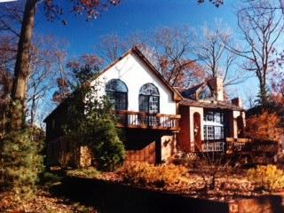Front of House - Beautiful Home in East Lake Forest - Lake Forest - rentals