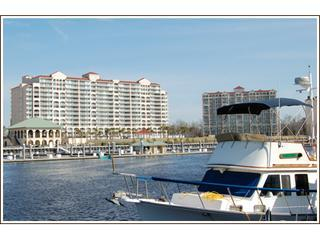 Spacious 3BR luxury villa 1-601 @ Yacht Club! - Myrtle Beach vacation rentals