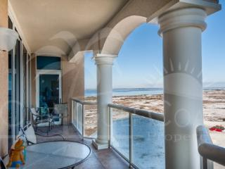 Luxury Suite: 2 Bed/ 2.5 Bath GORGEOUS Gulf View from the 11th Floor - Pensacola Beach vacation rentals