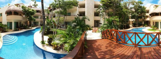Beautiful brand new condo in Aldea Zama Tulum - Image 1 - Soliman Bay - rentals