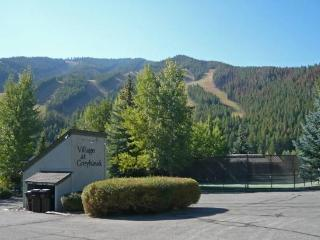 Greyhawk #24 - Warm Springs - Walk to lifts - Summer pool; - Central Idaho vacation rentals