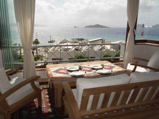 Professionally remodeled view penthouse - Bodrum Peninsula vacation rentals