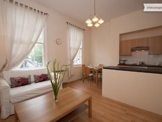 Moments from Oxford Street, 1 bed heart of Fitzrovia, sleeps 4 - London vacation rentals