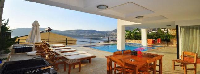 Luxury Mediterranean villa ideal for large family/group holidays - Kalkan vacation rentals