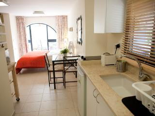 Lovely Garden Studio Apartment in Central Raanana - Ra'anana vacation rentals