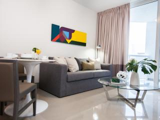 New and Modern One Bedroom Apartment- Habitat Residence Tower 2 - Miami vacation rentals