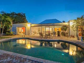 Big House w/ Pool and Dock One Block From Beach - Riviera Beach vacation rentals