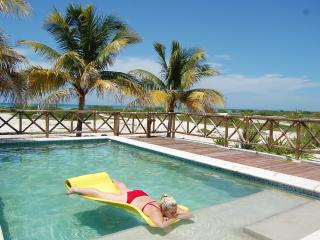 Beachfront house, Sisal, Yucatan, Mexico - Sisal vacation rentals