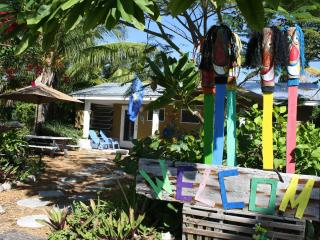 Duplex with 2 Efficiencies located 50 yards from ocean $750 -$875/week, Unit 9 - Grassy Key vacation rentals