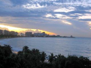 ESJ Towers ocean front studio best price! - San Juan vacation rentals