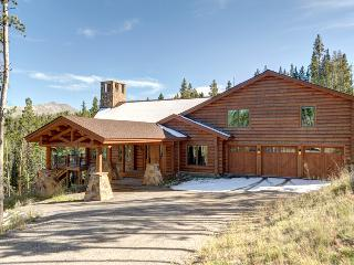New Luxury Log Home on 6 Acres 2 miles to Peak 8 - Breckenridge vacation rentals