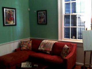 Colorful Marigny Shotgun House 1 block from Frenchman near the French Market - New Orleans vacation rentals