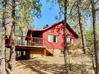 Wonderful Rustic Cabin! In the Woods! Bring Family and Friends! Sleep up to 10! - Show Low vacation rentals