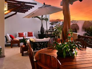 Three Bedrooms Penthouse - Ocean View terrace - Playa del Carmen vacation rentals