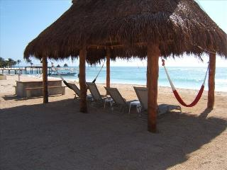 Family Home w/Private Beach & Private Beach Palapa - Playa del Carmen vacation rentals