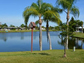 Lakefront 2 bed, Private Hot Tub, 55+ Community - Ellenton vacation rentals