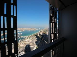 Amazing 1 Bed Apt in Cayan Tower, Dubai Marina - United Arab Emirates vacation rentals