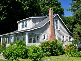 Charming Cottage ,artist owned, Walk to Beach, close to town fireplace, mooring. sleep 6 cc...45 EXCELLENT REVIEWS - Old Saybrook vacation rentals