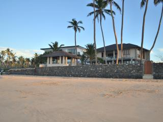Spacious family villa on the beach - Sri Lanka vacation rentals