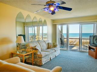 The North End - 1812 Canal Dr. - 3 BR, 2 BA Oceanfront Condo - Kure Beach vacation rentals