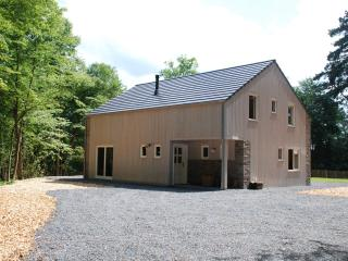 Luxuary rental chalet in the Belgian Ardennes - Belgian Luxembourg vacation rentals
