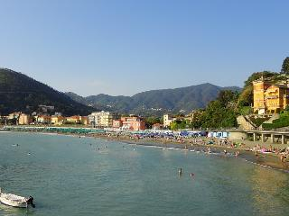 Prominent seaside villa on the beach promenade! - Liguria vacation rentals