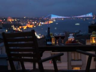 BEST KING SUITE OF TAKSIM - PANORAMIC SEA VIEW - Istanbul vacation rentals
