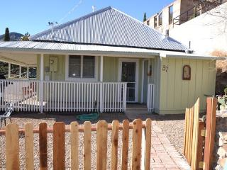 The Porch House--perfectly located! - Bisbee vacation rentals