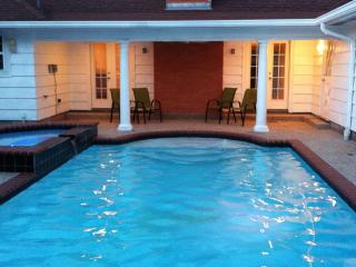 Home in Town, Private Pool and Hot Tub - Texas Gulf Coast Region vacation rentals