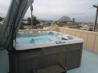 Luxury Home with SPA, POOL TABLE AND OCEAN VIEW! - Morro Bay vacation rentals