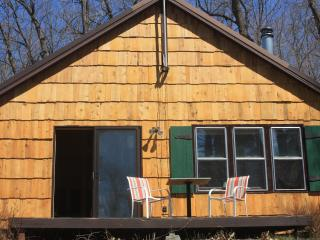 SECLUDED CABIN RENTAL & FALL COLORS ON QUIET LAKE - Squaw Lake vacation rentals