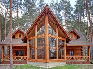 Log home in recreation area - Ukraine vacation rentals