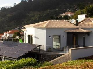 The house is located on the south side -  In a quiet location with pool - PT-1075610-Arco da Calheta - Madeira vacation rentals