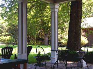 Private, Historic Wine Country Estate on Cayuga Lake - Trumansburg vacation rentals