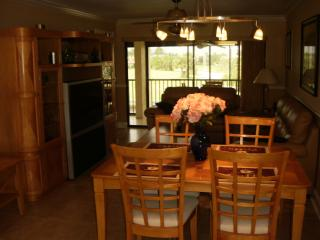 Beautiful 2/2 waterfront condo with boat dock, pool, - Punta Gorda vacation rentals