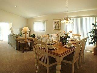 4 Bedroom 3 Bath Private Pool Home with Garden Tub near Disney. - Orlando vacation rentals
