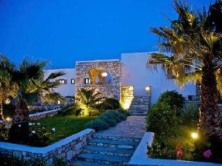Enjoy the Peaceful Atmosphere of Villa Avra - Tropical Gardens, Ocean View - Paros vacation rentals