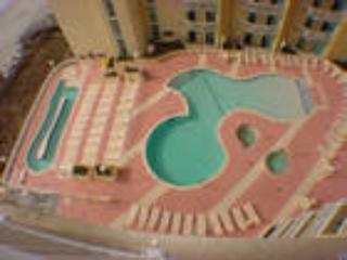 One of several pools at Wyndham, NMB - Beautiful, 2 br. 2 ba, located at beautiful Wyndham Resort at Ocean Blvd N.M.beach - North Myrtle Beach - rentals