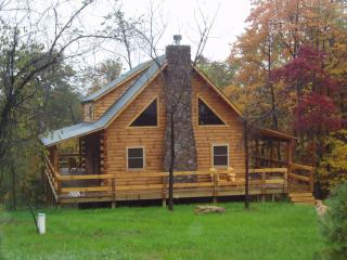 Buffalo Lodging Company- Hills Big Pine Cabin - Logan vacation rentals