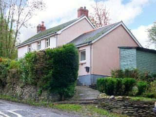 PLYG-Y-RHIW, detached cottage, woodburner, two bathrooms, wonderful woodland location, Ref. 19511 - Newcastle Emlyn vacation rentals