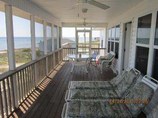 Secluded and Private Beach Front on The Gulf Of Mexico - Panacea vacation rentals