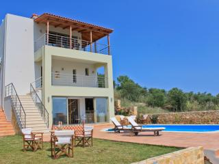 Villa Near the Beach, Private Pool, Sauna, Jacuzzi - Crete vacation rentals
