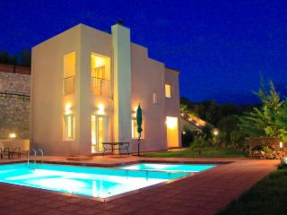 Chania Villa to Rent, Private Pool, View, Beach - Crete vacation rentals