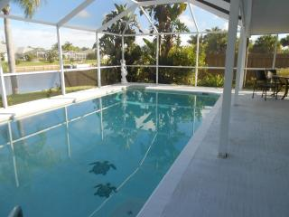 Sailboat Access w/ Heated Pool in Port Charlotte! - Matlacha vacation rentals