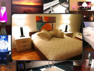 1 Bedroom Luxury Riverfront Suite + Bar - Southeast Michigan vacation rentals