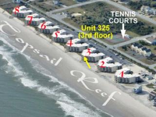 Topsail Reef 325 - BLD 3 - North Carolina Coast vacation rentals