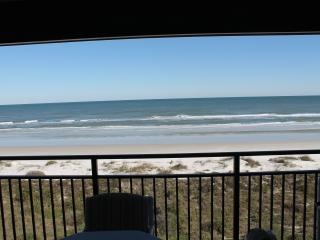 Sand Dollar III, 404, Ocean Front Luxury Condo - Crescent Beach vacation rentals