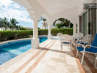 Casa Miramar - Stunning ocean view house for 10! - Playa del Carmen vacation rentals